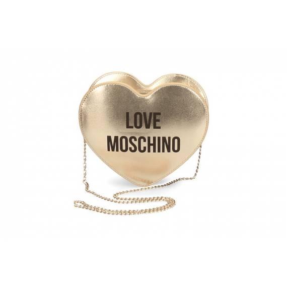 LOVE MOSCHINO CUORE PLATINO
