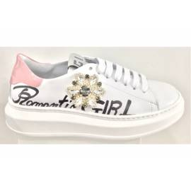 GIO PIU SNEAKERS ROMANTIC PINK