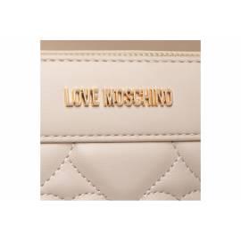 LOVE MOSCHINO BORSA AVORIO