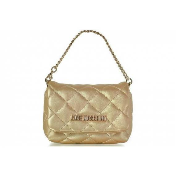 LOVE MOSCHINO BORSELLO ORO