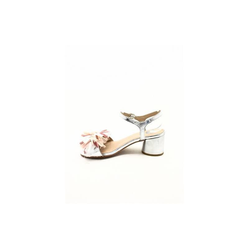 Gioseppo Sandalo Piume Con Silver Gioseppo Silver Sandalo Gioseppo Piume Con sQdxthrCB